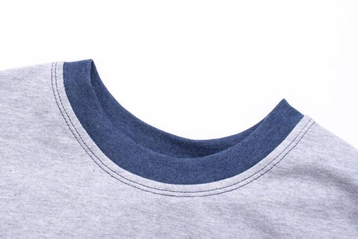 горловина футболки